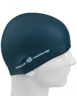 Mad Wave Silicone Intensive Big Cap Black