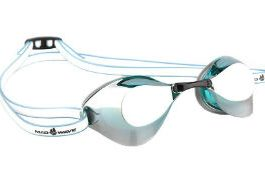 Mad Wave Turbo Racer II Mirror Swimming Goggle