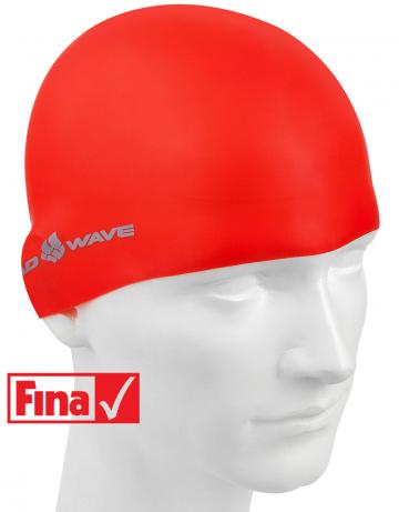 MadWave Silicone Swim Cap