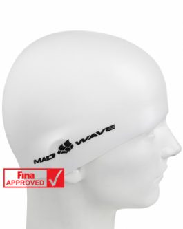Mad Wave Silicone Swim Cap