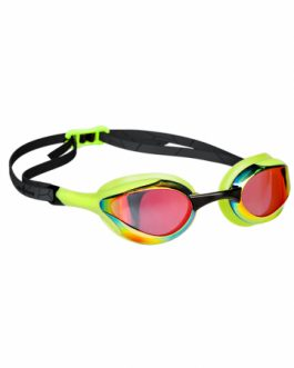 Mad Wave Alien Rainbow Swimming Goggle