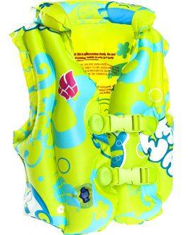 Mad Wave Swim Vest Mad Bubbles