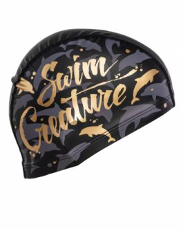 Mad Wave PU Coated Swim Cap
