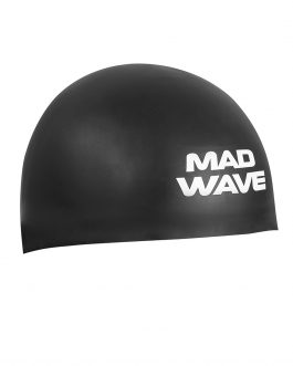 Mad Wave Silicone Cap D-CAP FINA Approved