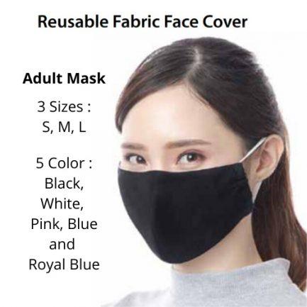Reusable Adult Mask