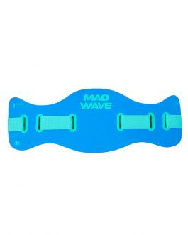 Mad Wave Aquabelt Swimming Belt Blue