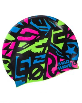 Mad Wave Silicone Cap Digitals