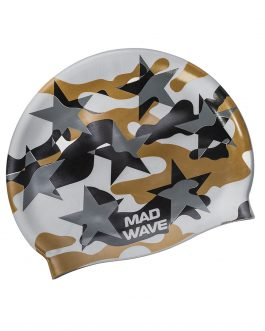Mad Wave Silicone Cap Star
